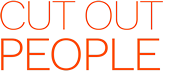Cutout People logo